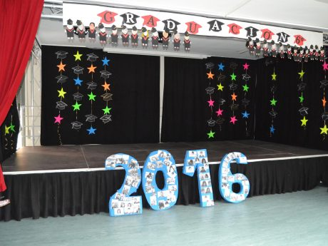 Graduación 6º de Primaria 2016